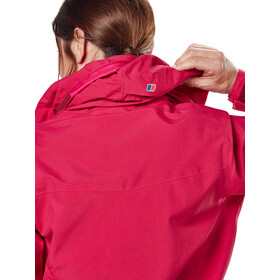 Berghaus Hillwalker Shell Jacket Damen dark cerise